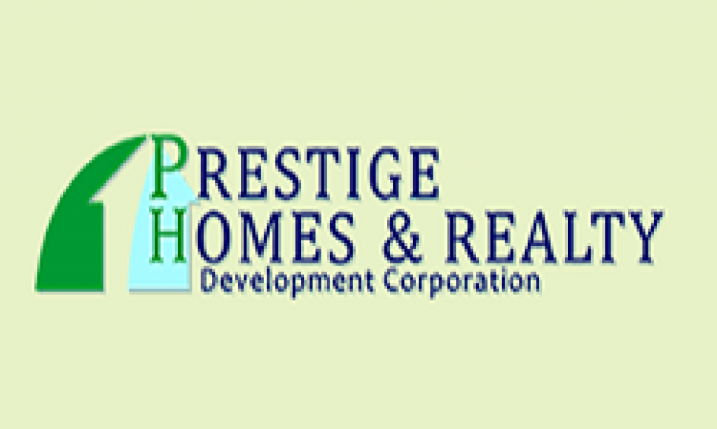 Prestige Homes & Realty Development Corp.