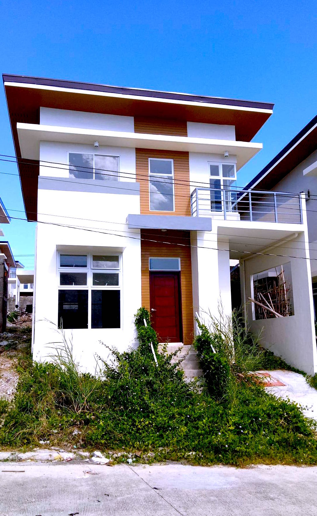 FOR SALE BRANDNEW DETACHED HOUSE AT VELMIRO HEIGHTS SUBD