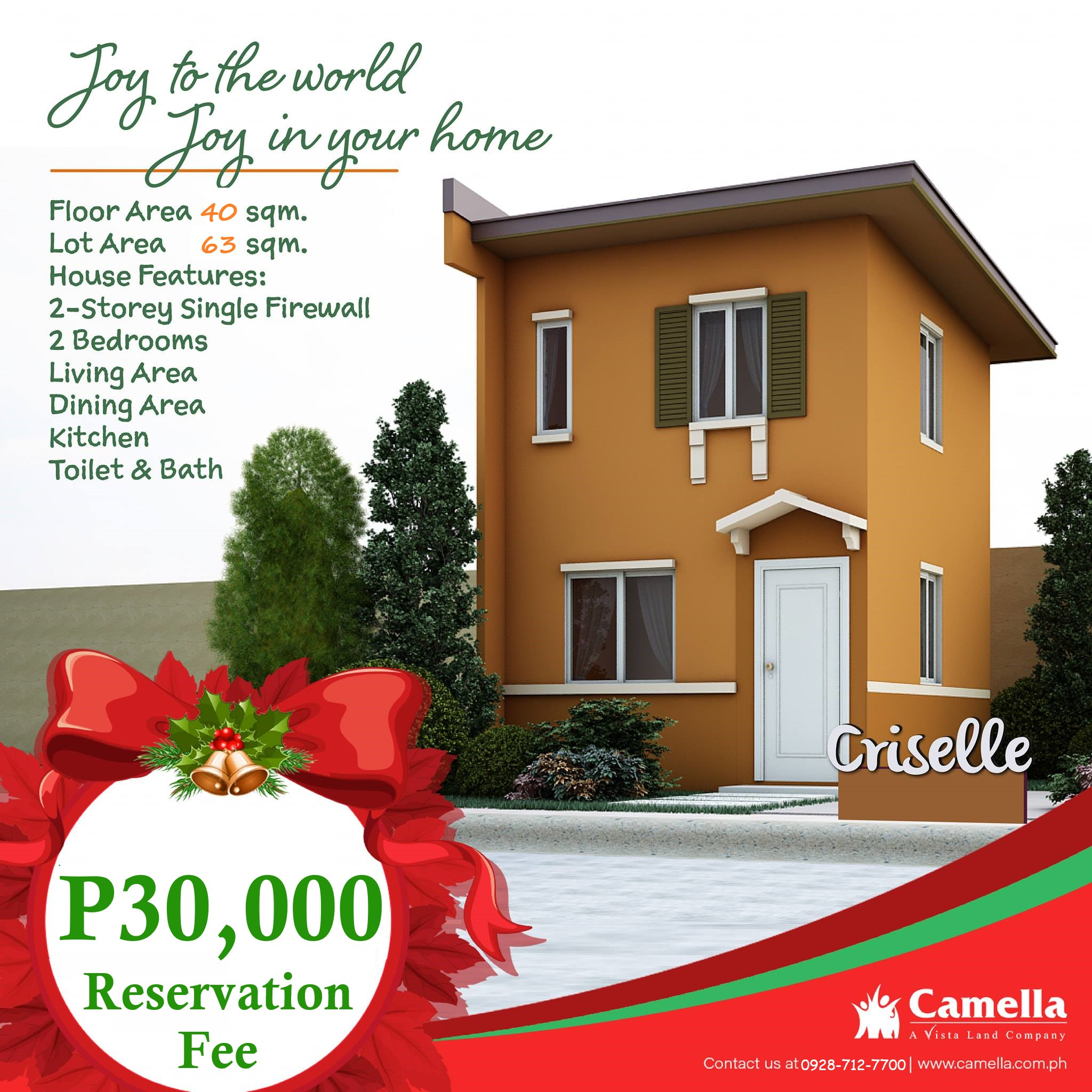 ready for occupancy at camella homes pangasinan