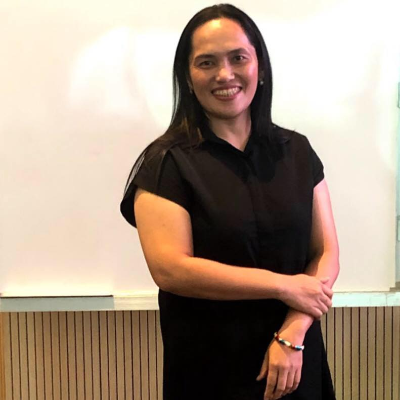 Christine Joy  Tolentino
