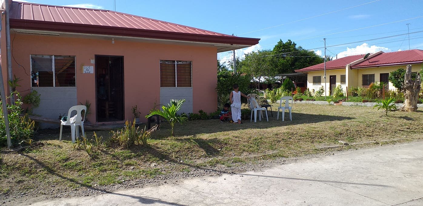 cornert house and lot for sale at capitol residence subd., alabel, sarangani province