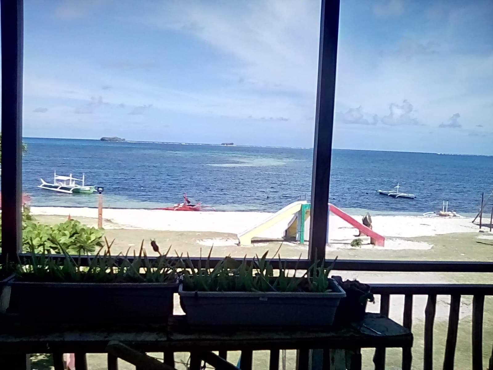 santa fe, siargao house and lot park and beach front