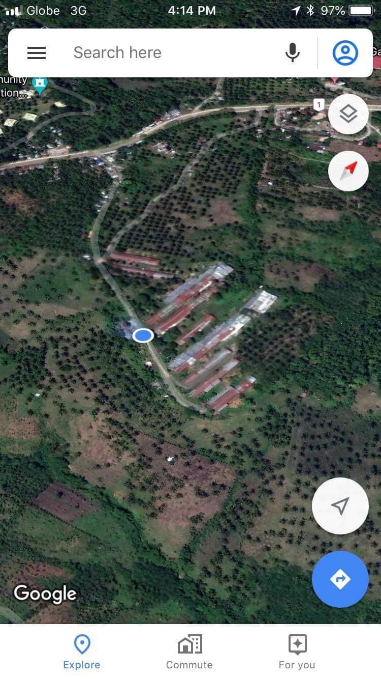 agri residential lot