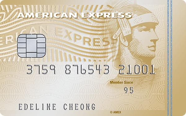 American Express True Cashback Credit Card