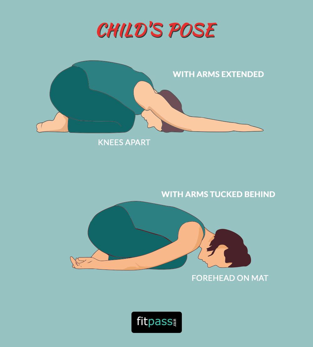 Balasana (Child's Pose)