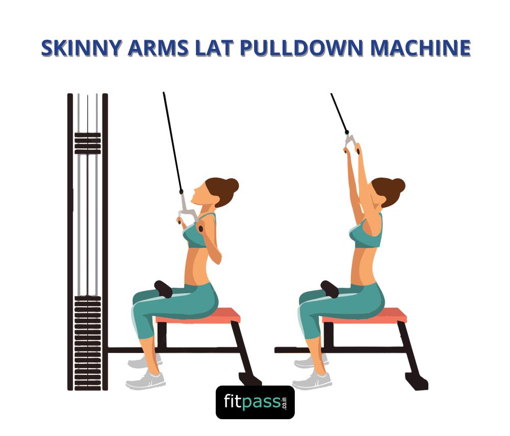 Lat Pull-Down Machine