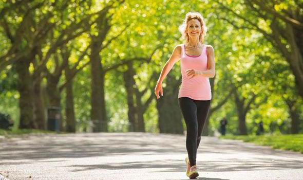 Take a Brisk Walk Before Breakfast