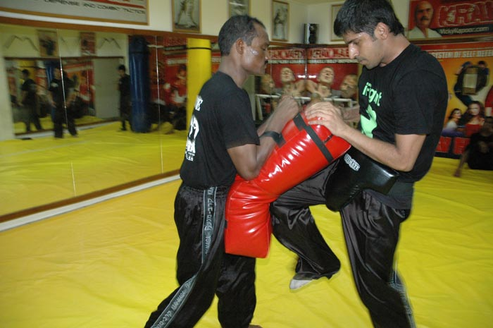 Krav Maga India in Delhi - FITPASS