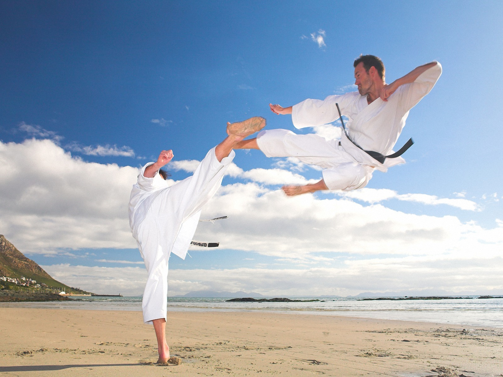 Have a go at Martial Arts