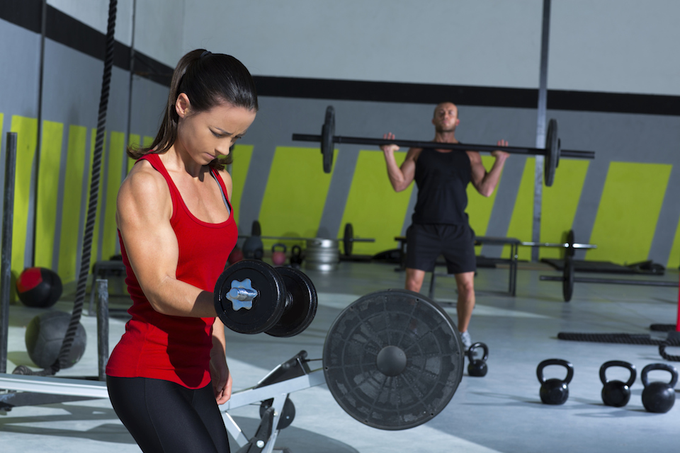 Lifting heavier weights