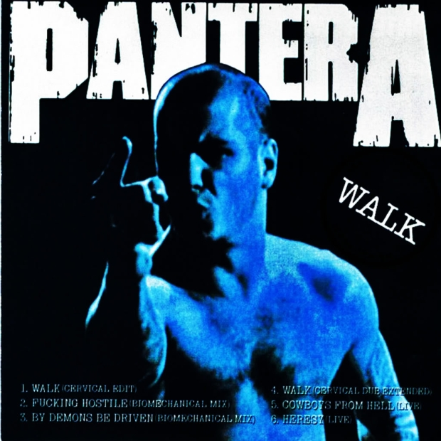 Pantera- Walk