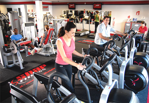 Snap Fitness Gym in Delhi - FITPASS