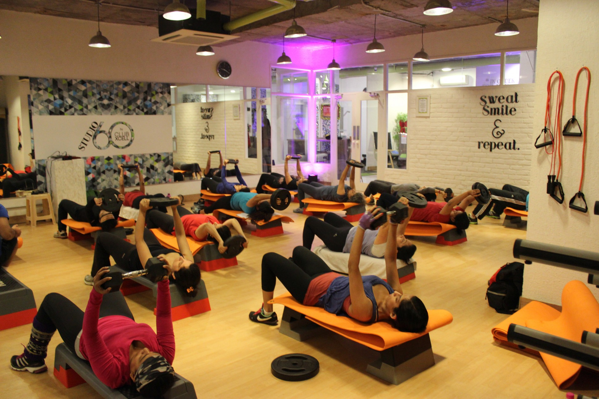 Studio 60 in Delhi - FITPASS