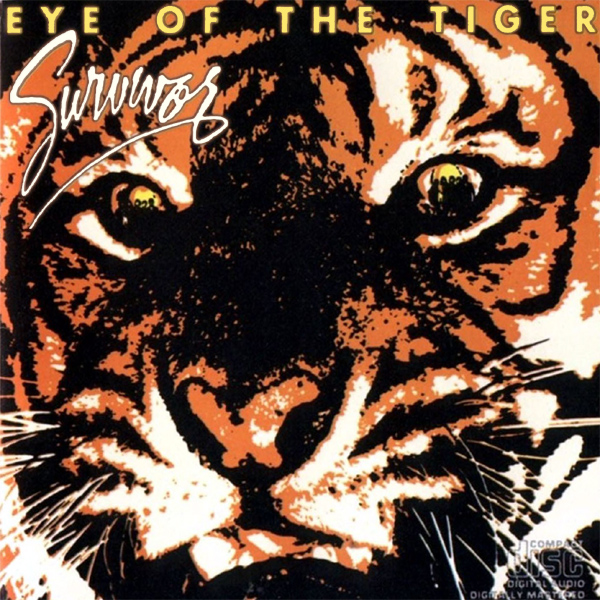 Survivor- Eye of the Tiger