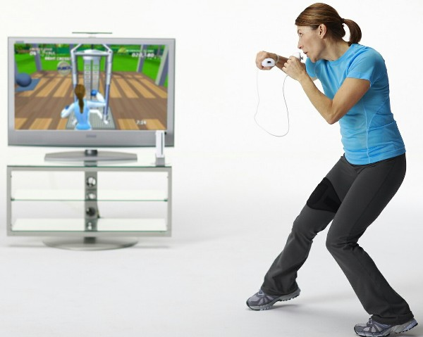 Video Games which make your body move