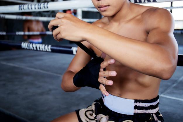 olahraga muay thai