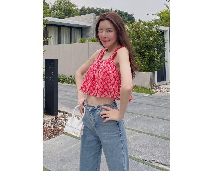 FT673 Wan Phen Blouse