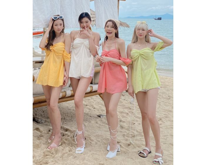 FT677 Summer Coco Blouse