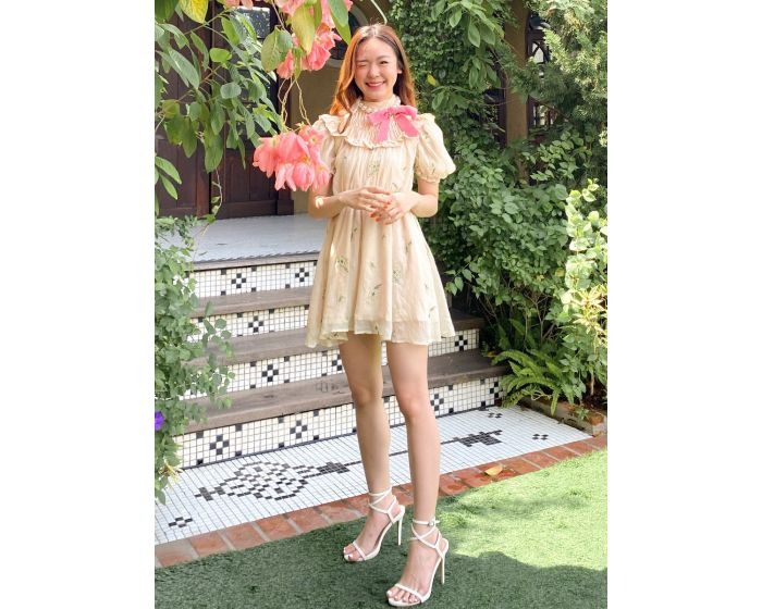FT685 Bebe Toulin Dress with Hat