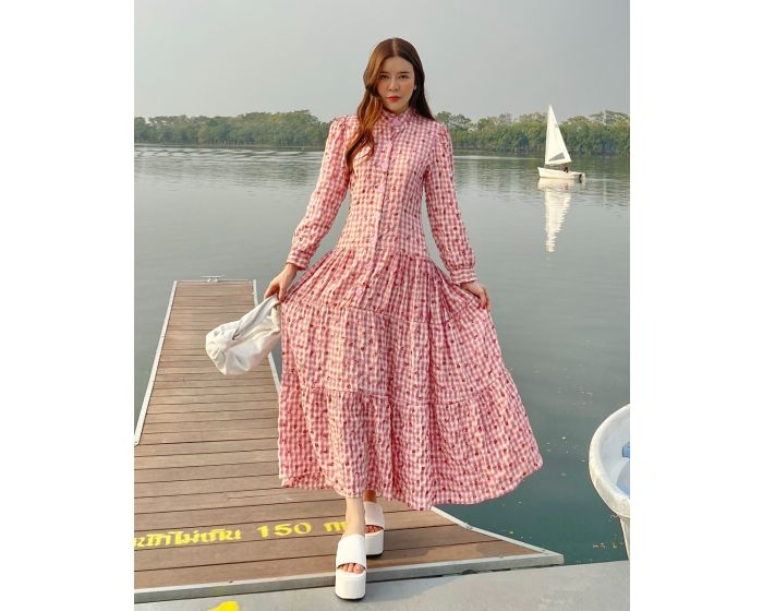 FT751 Rachel Meghan Dress