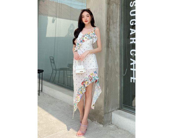 FF0028 - Flowers of Versailles Dress