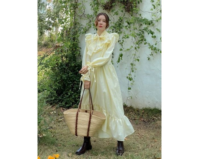 FF0038 - Femme Fatale Dress