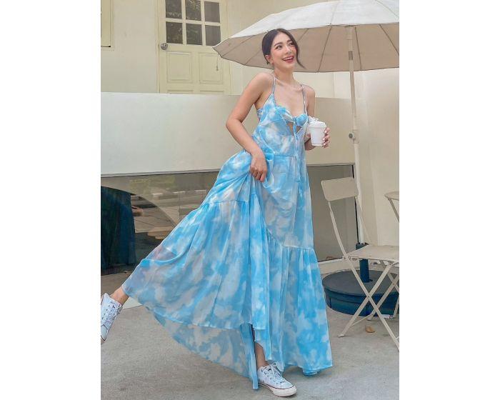 FF0057 - Palawan Paradise Dress