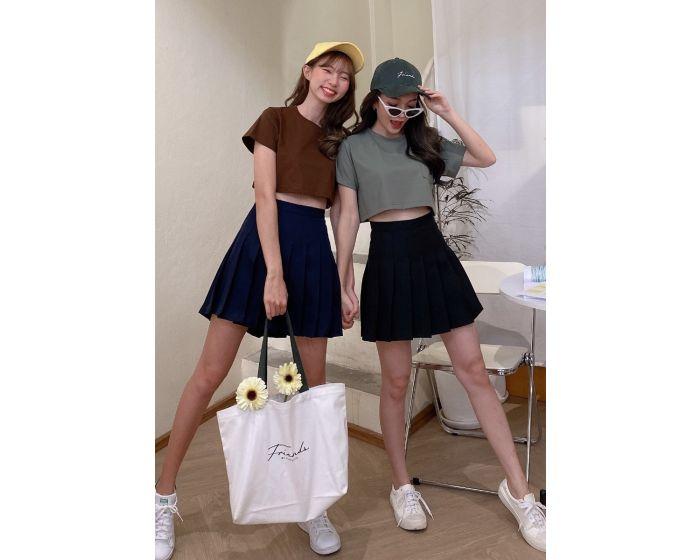 FRG0011 -  tennis skirt pants
