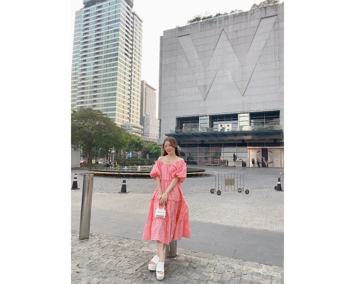 DEFECTED : FF0030 - LoveSick Maxi Dress