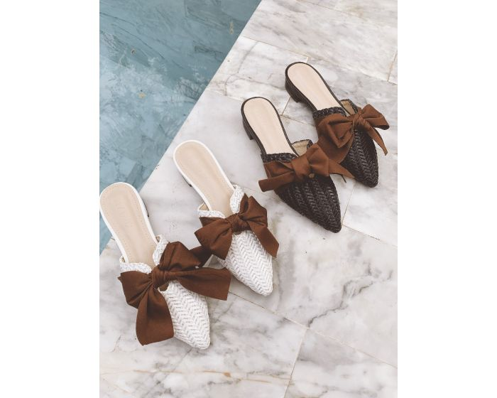HH26 Big Bow Sandals