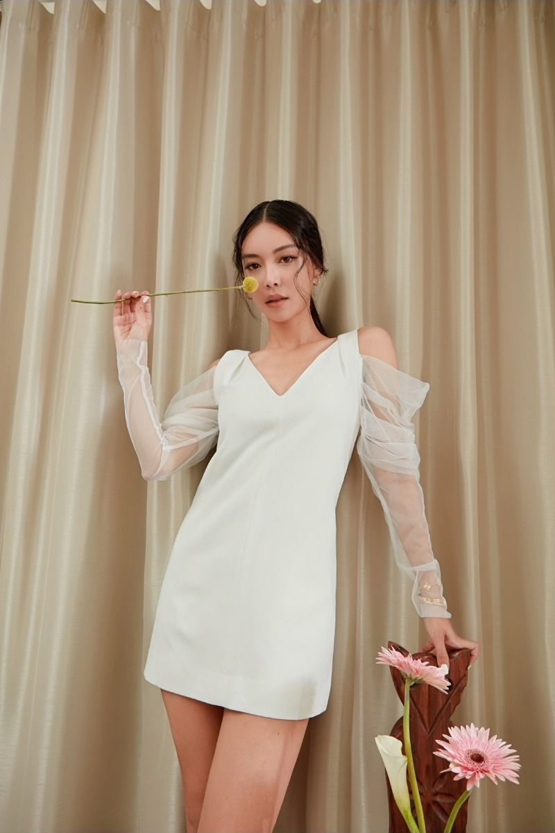 FXPTY001 - Dianne Oversized Dress