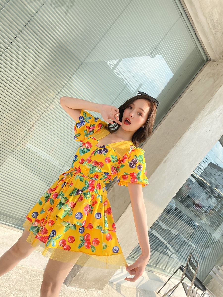FF0020 - Wonderfruit Dress