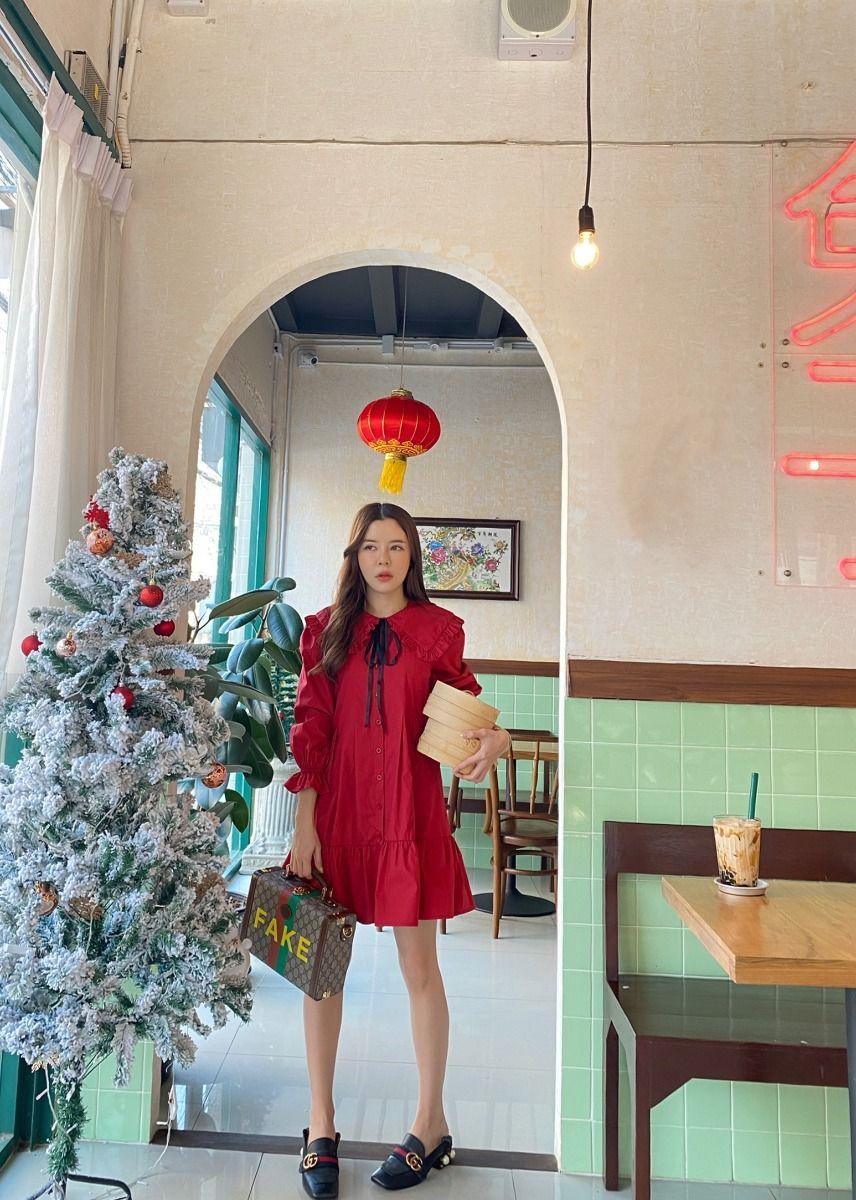 FF0010 Liu Yi Fei Dress