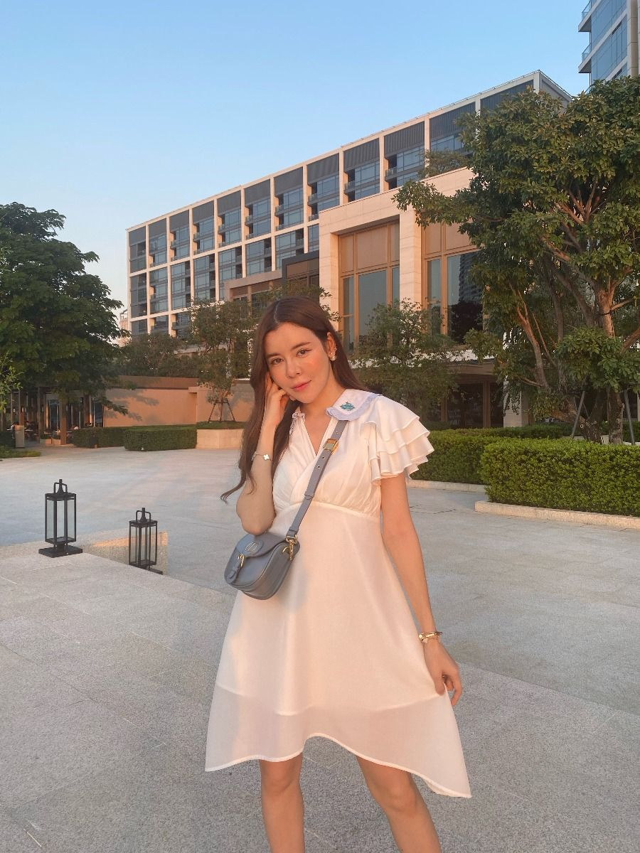 FT746 Fairy Godmother Dress