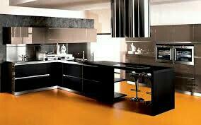 Premium Design Modular Kitchen at Sadar, Nagpur