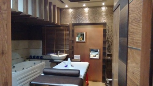 Body Spa and Salon in Nigdi  Make Up  Hair Treatment