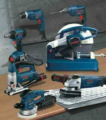 Bosch power tools dealer in Indore