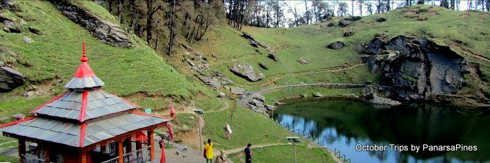 Suggested Holiday Destination For Long Weekend Serolsar Lake / Kullu / HP