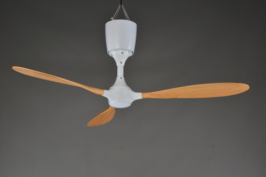 TWIST Ceiling fan | Twist | Contemporary design and ergonomically designed, this twisted blade offers a high degree of efficiency in the room. Visit Anemos- Ahmedabad store