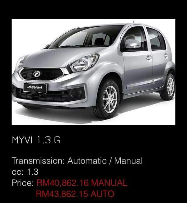 Promosi bulan Oktober call/whatapps for details Diskaun RM1, 500.00 Sementara stok masih ada Hubungi ##0125688660## @ emil ke :masri.sharif80@gmail.com - by Perodua MMS, Perlis