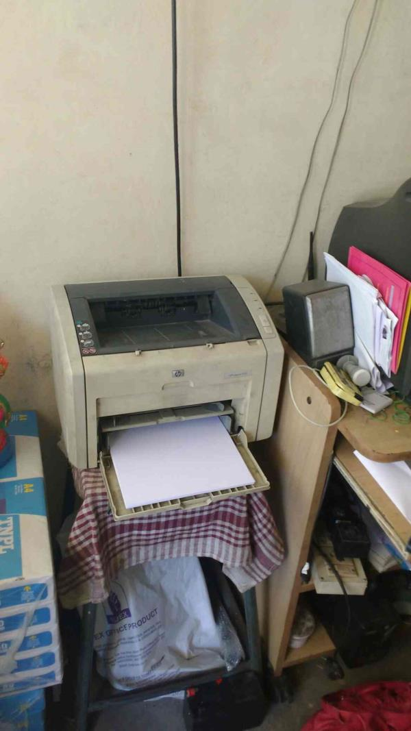 sales for second hand printers  - by Sri Ganapathy Computers And Xerox, Coimbatore