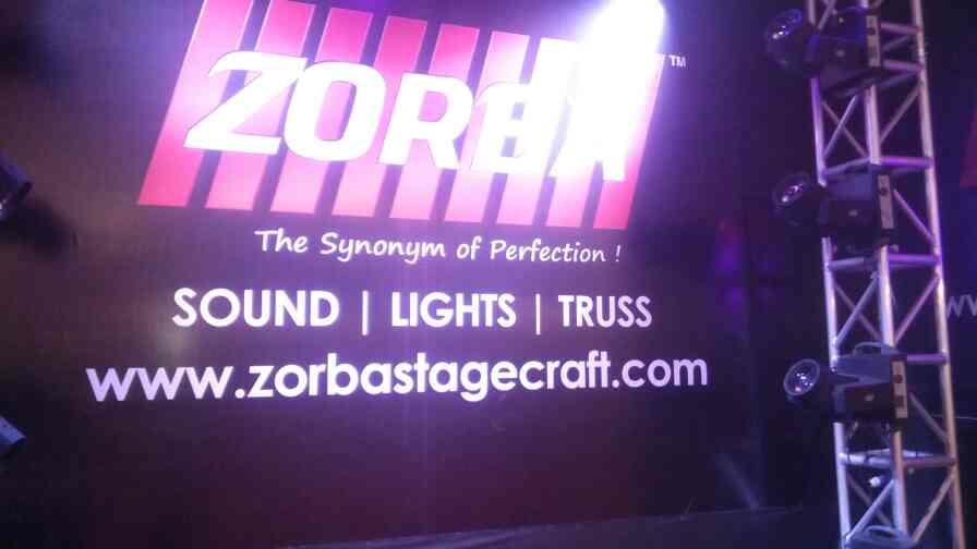welcome to zorba sounds. - by Zorba, Ahmedabad