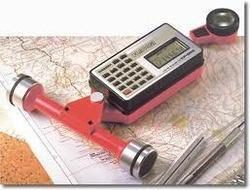 DIGITAL PLANIMETER KP-90N MADE IN JAPAN. - by Tilok Chand Narsingh Lal, Roorkee