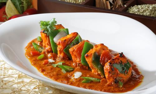 'Paneer Tikka Khaas'  _/\_  - by Maan Hotel & Restaurant, Alwar