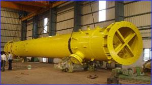 Gas Storage Vessels Pressure Vessels (India) has won a reputation for impeccable quality and total reliability in the design and manufacture of pressure vessels, Columns and Shell & Tube Heat Exchangers, These Equipments are designed by exp - by Pressure Vessels (INDIA), Pune