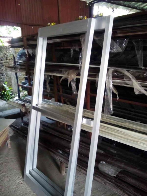 making of a sliding door - by Swastik Traders, Dehradun