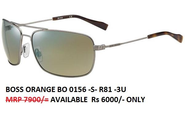 BOSS ORANGE SUN GLASS - by Bajaj Opticals, Delhi