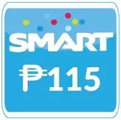 Get Smart 115 Pesos load credit now! - by My Load Station, Dubai