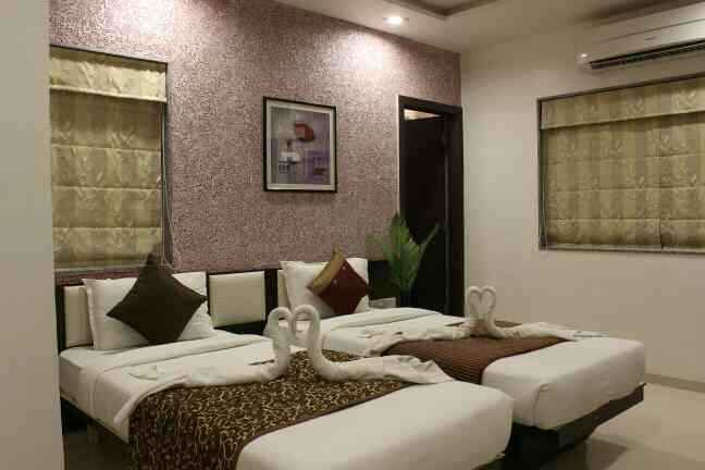 Superior Room - by Hotel Jyoti, Rajkot
