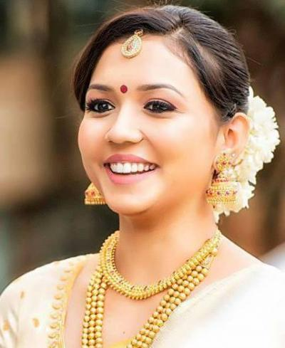 Best Bridal Makeup Artist in Coimbatore
